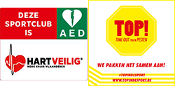 Deze sportclub is hartveilig - Time Out Tegen Pesten: www.topindesport.be